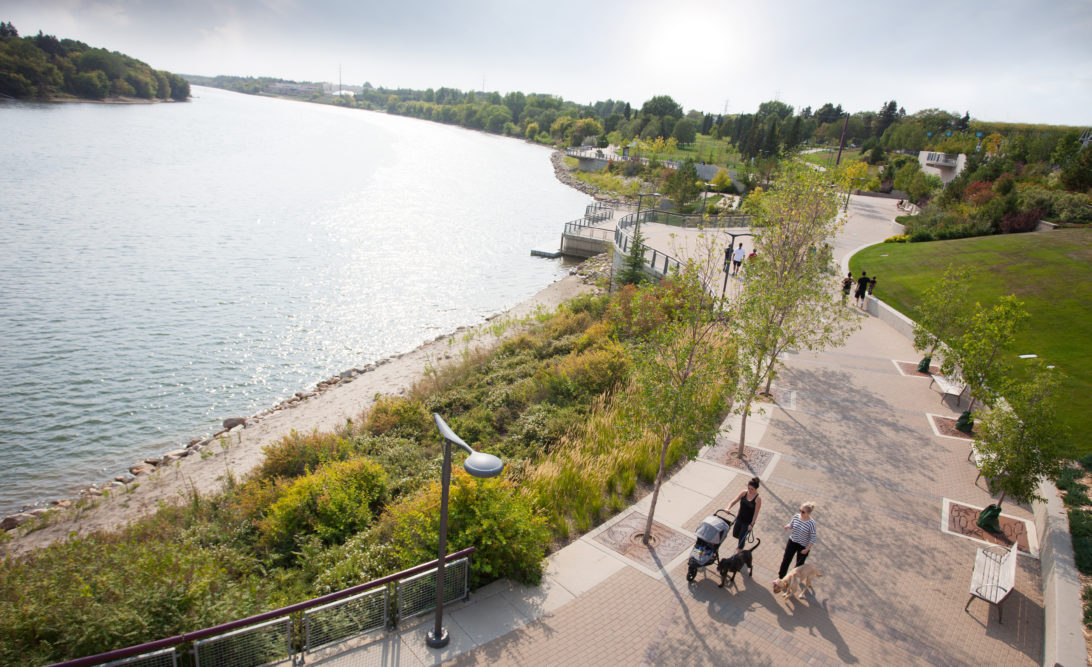 River Landing (Crédit photo : Tourism Saskatoon/CONCEPTS Photography & Design)