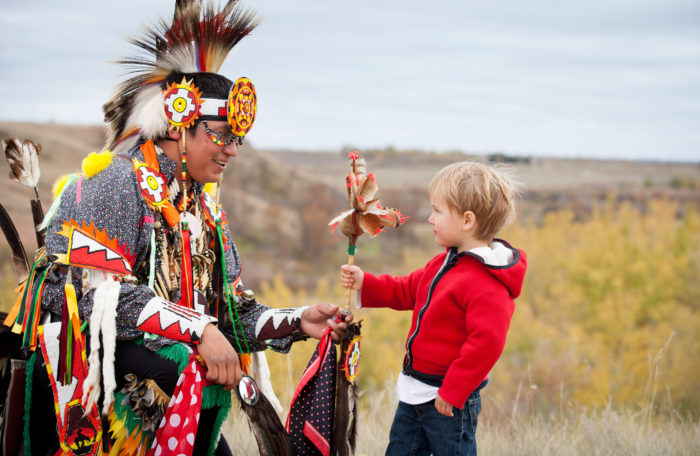 Wanuskewin Heritage Park (Crédit photo : Tourism Saskatoon/CONCEPTS Photography & Design)